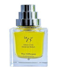 عطر ادکلن دیفرنت کمپانی له 15-The Different Company Le 15