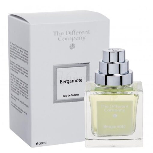 عطر ادکلن دیفرنت کمپانی برگاموت-The Different Company Bergamote